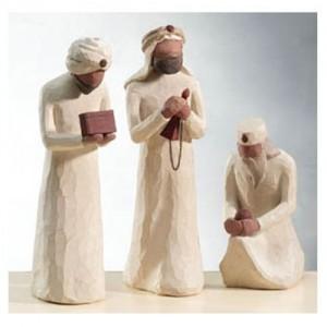 Three Wise Men Nativity