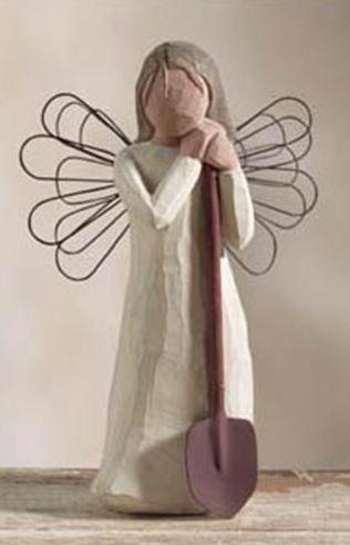 Willow Tree Garden Figurine
