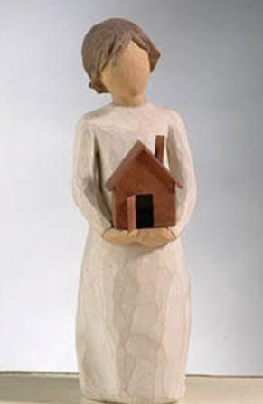 Mi Casa Figurine