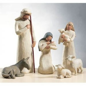Willow Tree Nativity Figurines