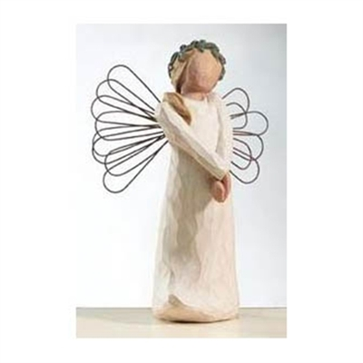 Willow Tree Celebrate Angel Figurine